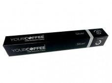 Café Cápsula Yourcoffe Silver  (Caixa/10 Unidades)