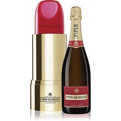 Champagne Piper Heidsieck Brut Lipstick 750ML