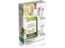 Limoncello Villa Massa 500ML Com 2 Copos