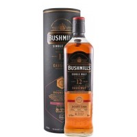 Whisky Bushmills 12 anos Douro Wine Cask The Causeway Collection 2008