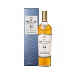 Whisky Macallan Triple Cask 12 Anos 700ML