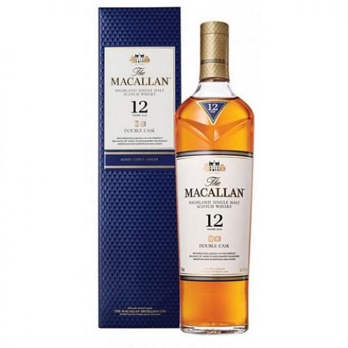 Whisky Macallan Double Cask 12 Anos 700ML