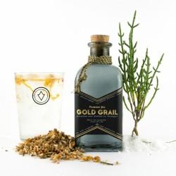 Gin Premium Gold Grail