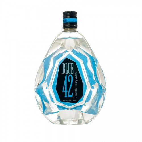 Vodka 42 Blue