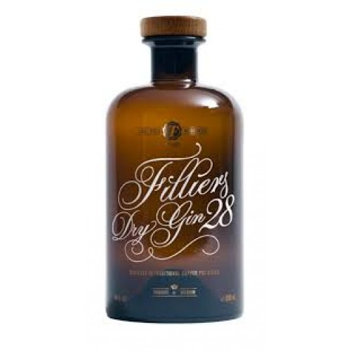 Gin Filliers 28 500ML