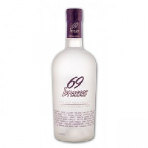 Gin 69 Brosses Amora Silvestre