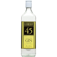 Gin Bloomsburry Lemon