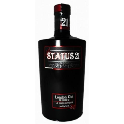 Gin Status 21 London