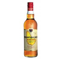 Rum Mount Gay Barbados