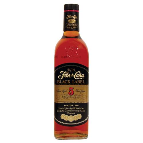 Rum Flor de Cana Black Label