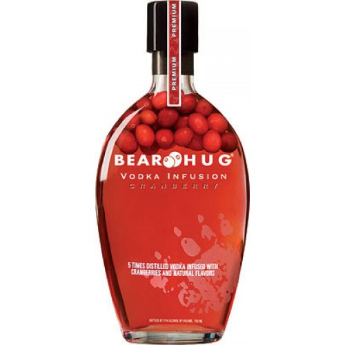 Vodka Infusion Cranberry BearHug