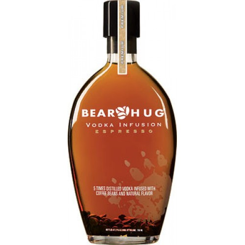 Vodka Infusion Expresso Bear Hug