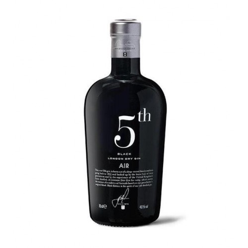 Gin 5th Black