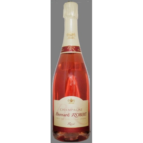 Champagne Bernard Robert Rose 750 ML