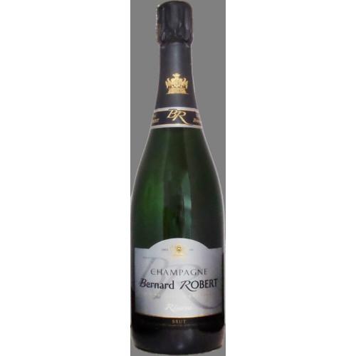 Champagne Bernard Robert  Brut Reserve 750 ML