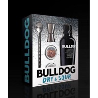Pack Gin Bulldog Christmas Dry & Sour