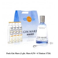 Pack Gin Mare Com Colher