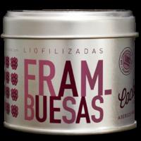Frambuesa Liofilizada