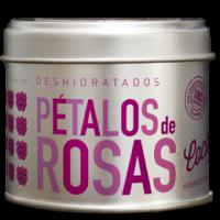 Petalas Rosa Desidratadas