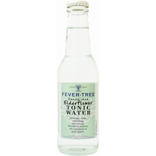Fever Tree Elder Flower Pack 4