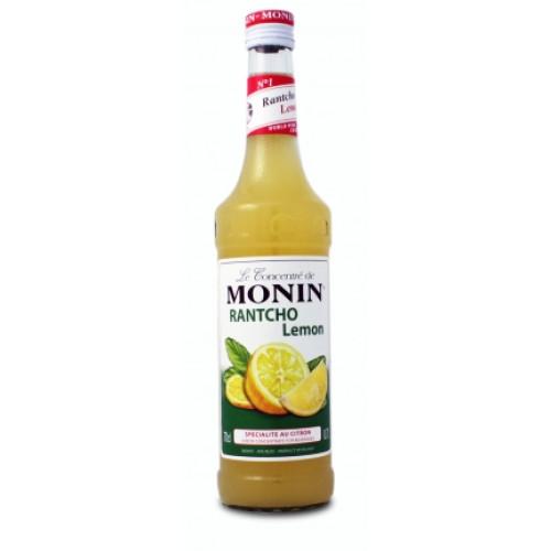 Monin Rantcho Lemon