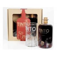 Pack Gin Tinto copo oferta