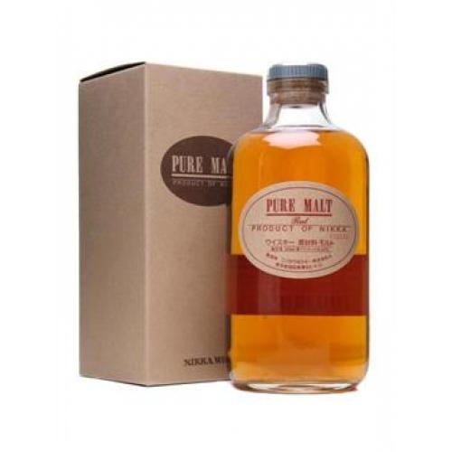 Whisky Nikka Pure Malt Red 500 ML