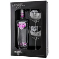 Pack Gin Platinum