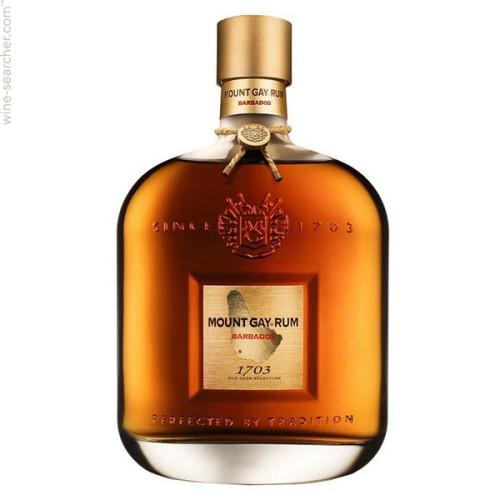 Rum Mount Gay Barbados 1703