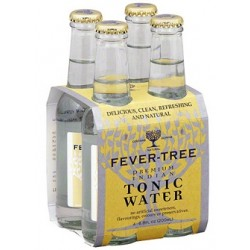 Fever Tree Indian Tonic ( Pack 4 )