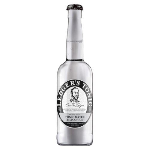 Ledger`s & Licorice Premium Tonic 200ml ( Emb 24 )
