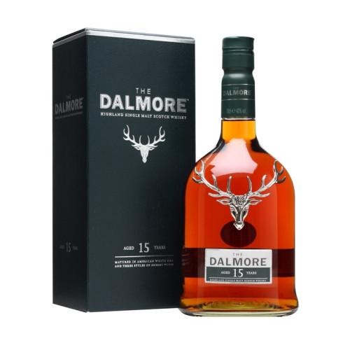 Whisky Dalmore 15 Anos