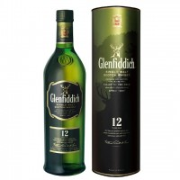 Whisky Glenfiddich 12 Anos Single Malt