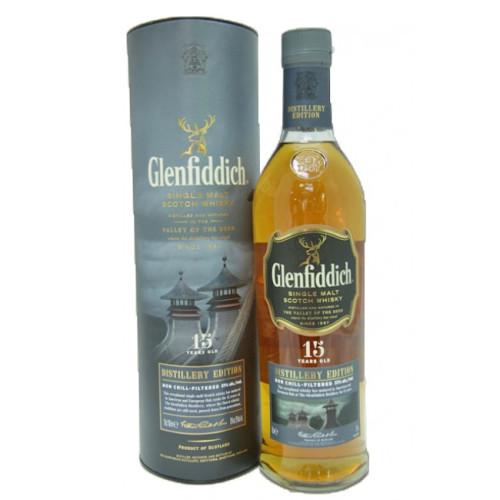Whisky Glenfiddich 15 Anos Distillers Edition