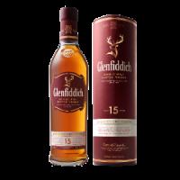 Whisky Glenfiddich 15 Anos Single Malt
