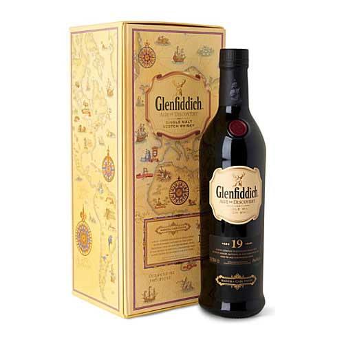 Whisky Glenfiddich 19 Anos Discovery Madeira Cask