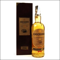 Whisky Knockando 18 Anos Slow Matured 1990