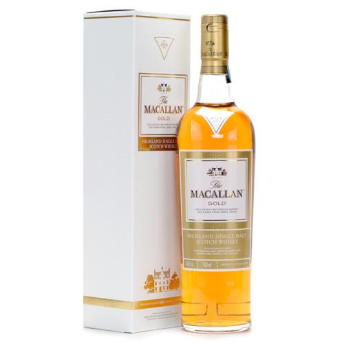 Whisky Macallan Gold