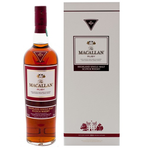 Whisky Macallan Ruby