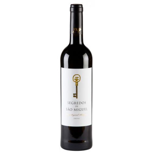Vinho Segredos Sao Miguel Tinto