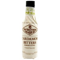 BITTER  CARDAMOMO FEE BROTHERS