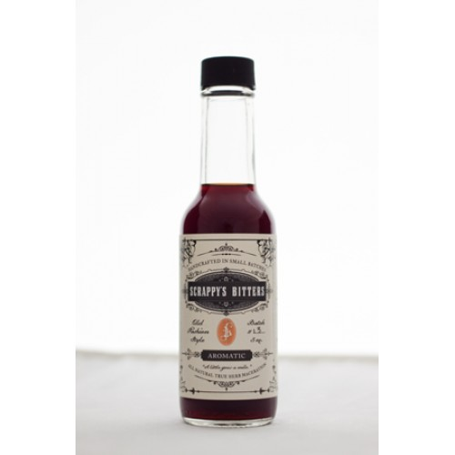 Bitters Scrappy`s Aromatic