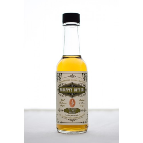 Bitters Scrappy`s Lima