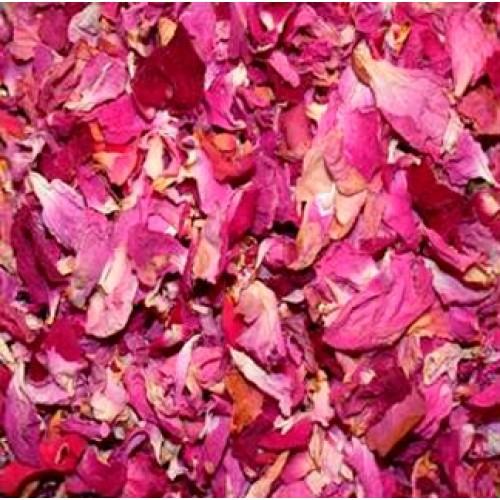 Petalas de Rosa Desidratadas 40 Grs