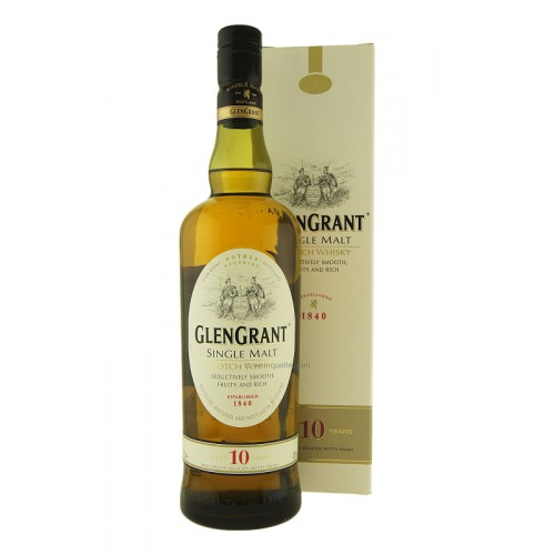WHISKY GLEN GRANT 10 YEARS