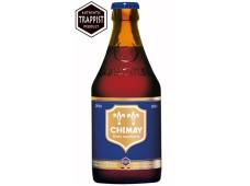 cerveja chimay blue cap azul 330 ML
