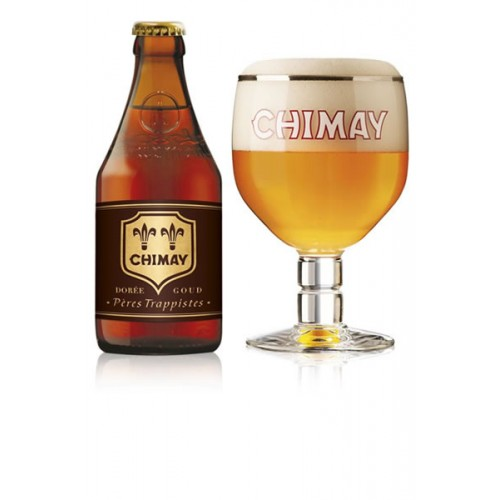 cerveja chimay gold doree 330 ML