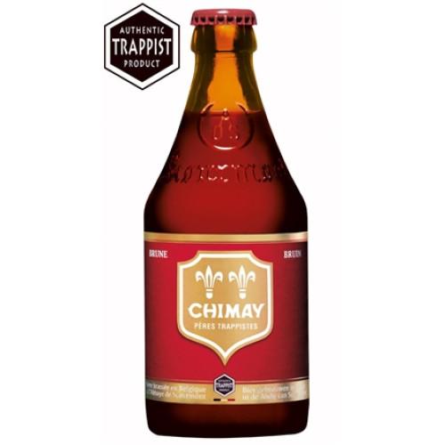 cerveja chimay red cap vermelha 330 ML