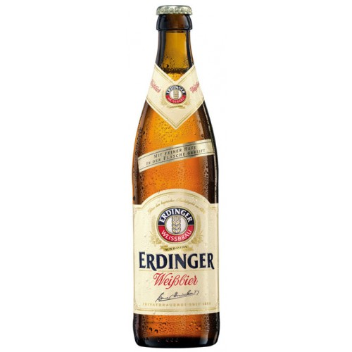 cerveja erdinger weibbier branca 500 ML