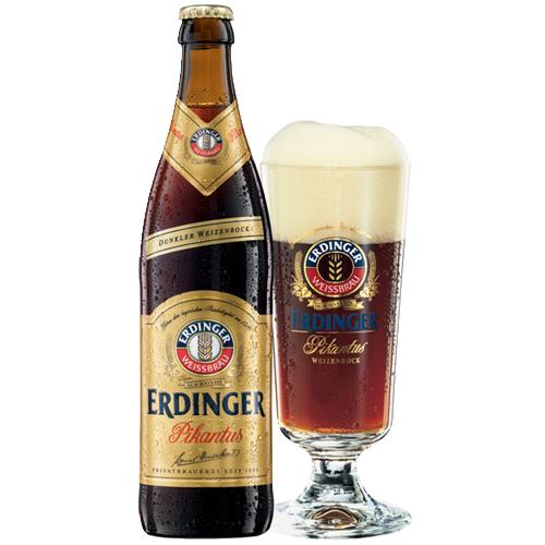 cerveja erdinger pikantos branca 500 ML